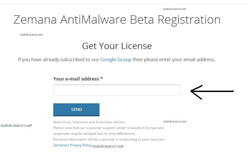 أحصل على نسخة من برنامج Zemana AntiMalware مجانا العرض محدود 56766111