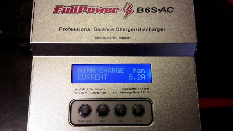 Batterie 7,2 volt e carica... Info e acquisto 2015-110