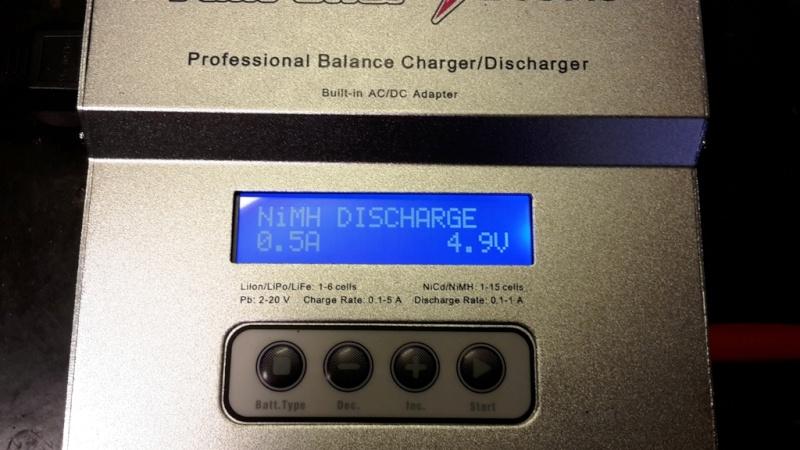 Batterie 7,2 volt e carica... Info e acquisto 2015-111