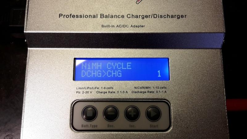 Batterie 7,2 volt e carica... Info e acquisto 2015-112