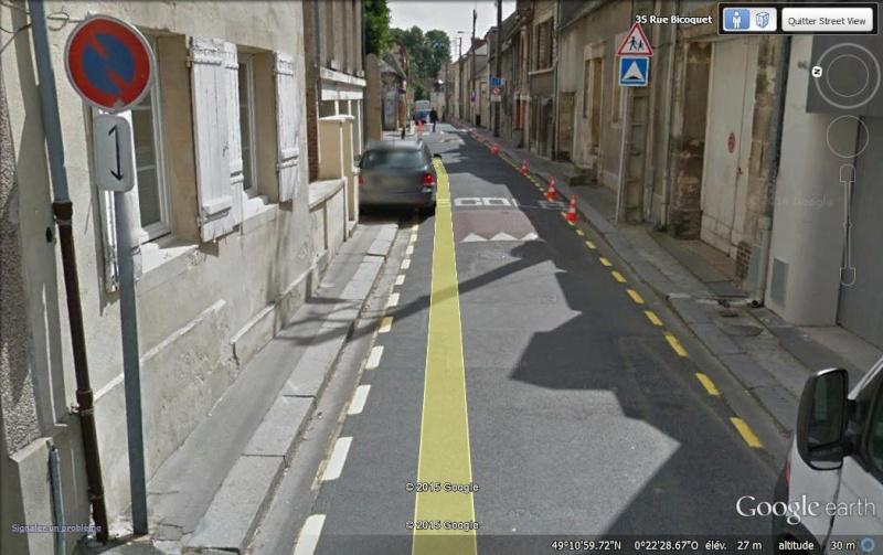 Street View : Les infractions au code de la route Sta110