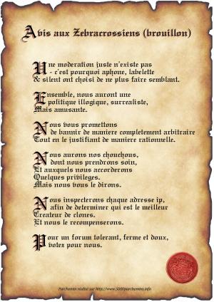 Le QG des braves Avisyo10