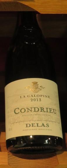 Condrieu - ( Vin Blanc ) - 156  156_bi10