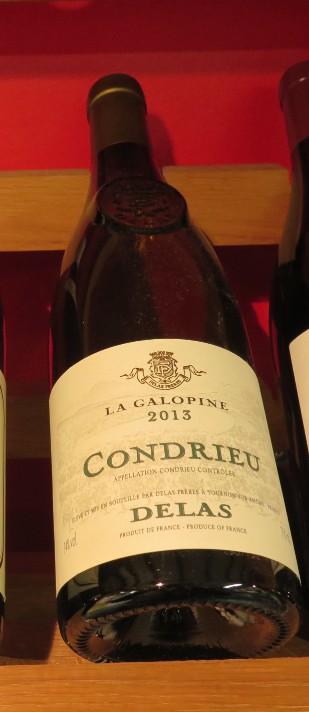 Condrieu - ( Vin Blanc ) - 156  156_co10