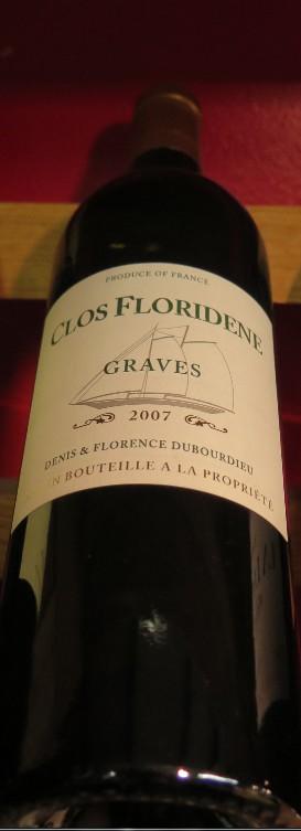 Graves - ( Vin Rouge ) - 176  176_bi10