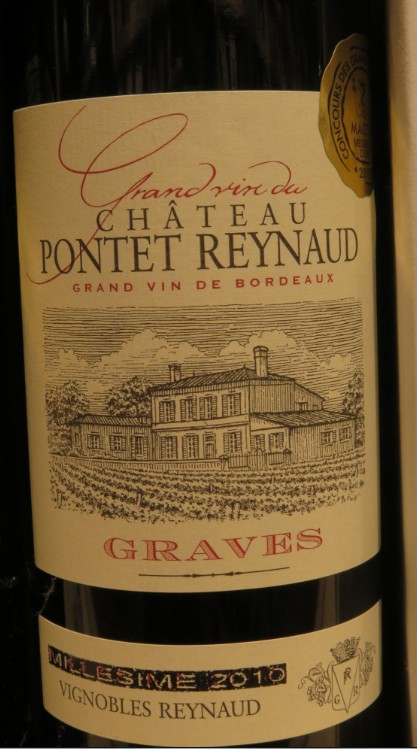 Graves - ( Vin Rouge ) - 176  176_bi11