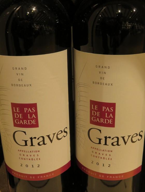 Graves - ( Vin Rouge ) - 176  176_bi12