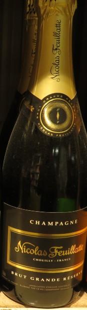 champagne - Champagne Nicolas Feuillatte - ( Blanc - Brut )  - 191  191_ch10