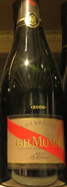 champagne - Champagne Mumm - ( Blanc -  Brut ) - 194  194_ch10