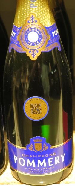 champagne - Champagne Pommery -  ( Blanc - Brut  ) - 198 198_ch10