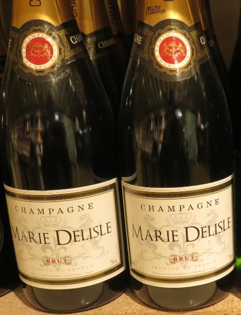 champagne - Champagne Marie Delisle - ( Blanc - Brut  ) - 202 202_ch10