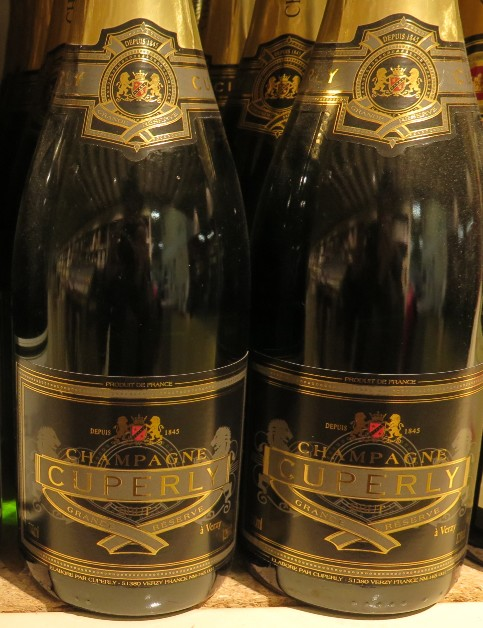 champagne -  Champagne Cuperly   - ( Blanc - Brut  ) - 203 203_ch10