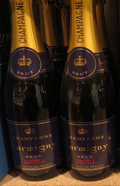 champagne - Champagne Larmigny - ( Blanc - Brut  ) - 205 205_ch10