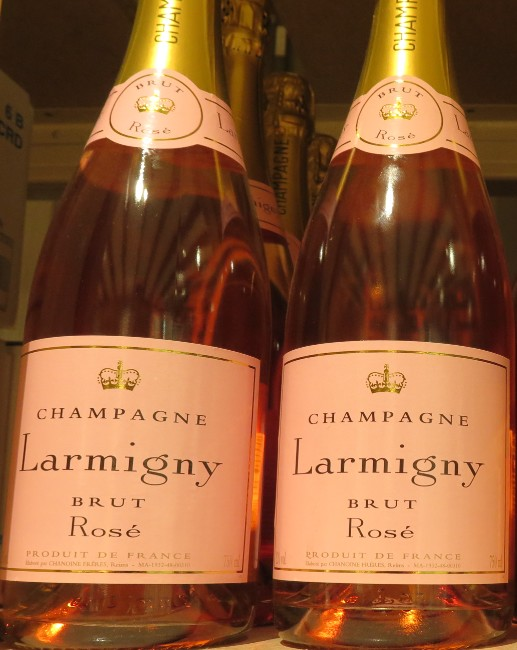 larmigny - Champagne Larmigny   - (  Rosé -  Brut )  -  206  206_ch10