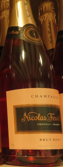 champagne - Champagne Nicolas Feuillatte - ( Rosé - Brut ) 208  208_ch10