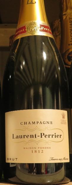 champagne - Champagne Laurent-Perrier  - ( Blanc - Brut  ) - 210 210_ch11
