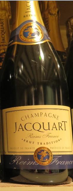 champagne - Champagne Jacquart  - ( Blanc - Brut  ) - 211 211_ch10
