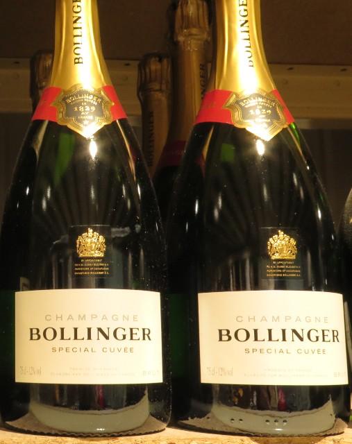 champagne - Champagne Bollinger - ( Blanc - Brut  ) - 213 213_ch10