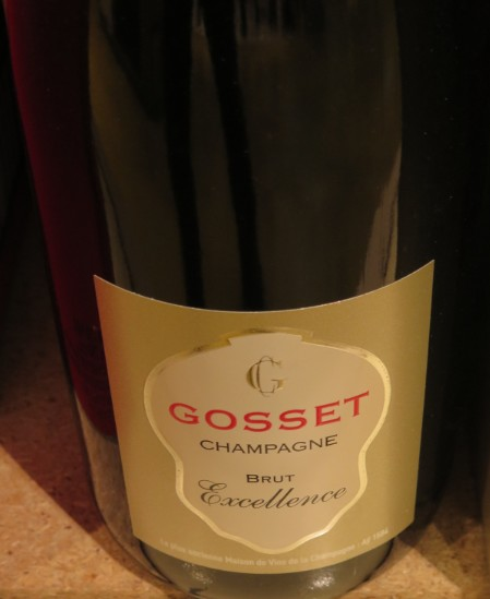 champagne - Champagne Gosset - ( Blanc - Brut  ) - 215 215_ch10