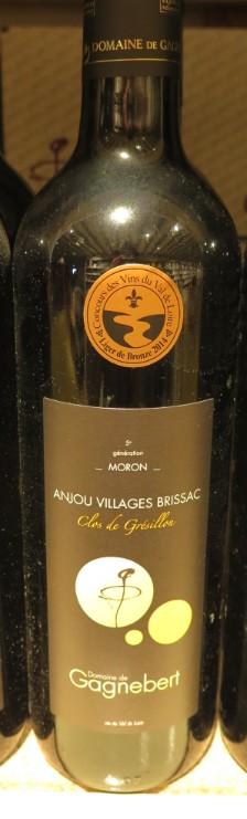 Anjou Villages  - ( Vin Rouge ) - 222  222_bi10