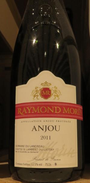 Anjou Rouge ( Vin Rouge ) - 223 223_bi10