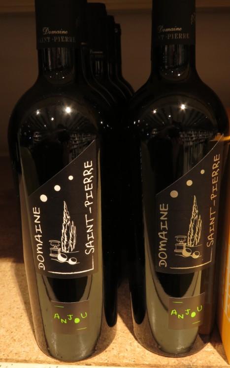 Anjou Rouge ( Vin Rouge ) - 223 223_bi12