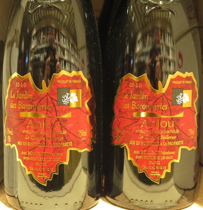 Anjou Rouge ( Vin Rouge ) - 223 223_bi14