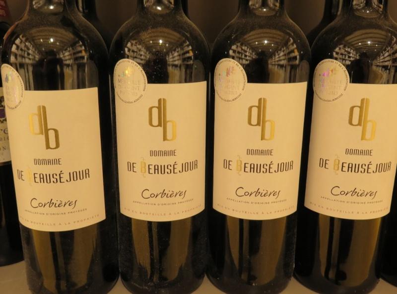 Corbières - ( Vin Rouge   ) - 224 224_bi10