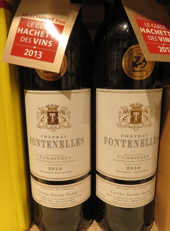 Corbières - ( Vin Rouge   ) - 224 224_bi11
