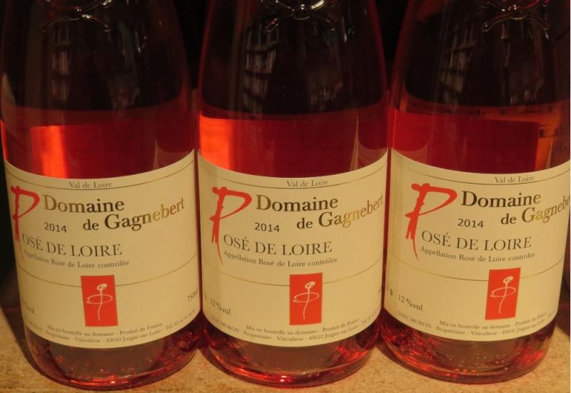 Rosé de Loire - ( Vin Rosé ) - 234 234_bi10