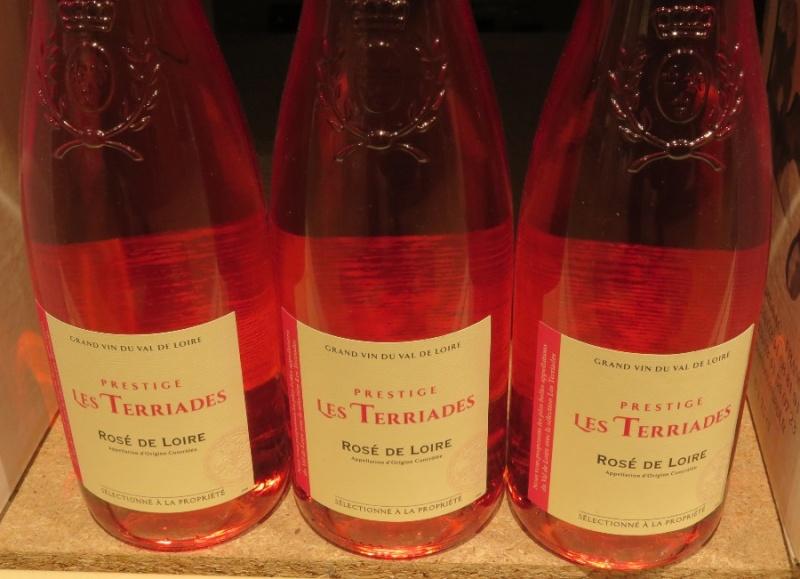 Rosé de Loire - ( Vin Rosé ) - 234 234_bi12
