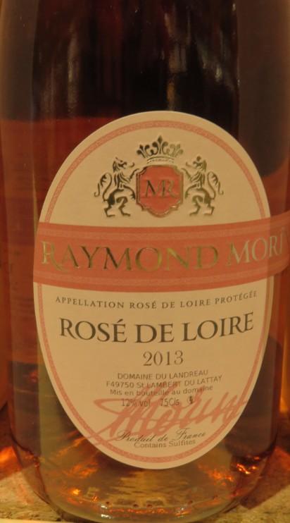 Rosé de Loire - ( Vin Rosé ) - 234 234_bi15