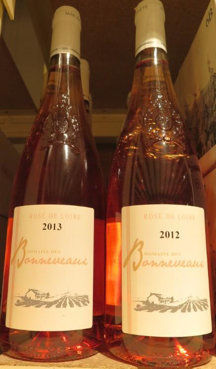 Rosé de Loire - ( Vin Rosé ) - 234 234_ro10
