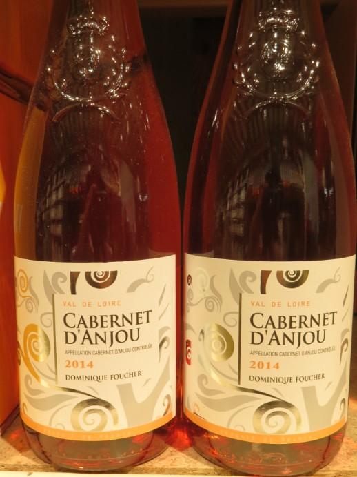 Cabernet d'Anjou -  ( Vin Rosé  ) - 235  235_bi11
