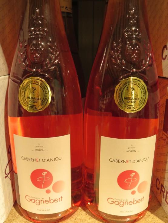Cabernet d'Anjou -  ( Vin Rosé  ) - 235  235_ca11