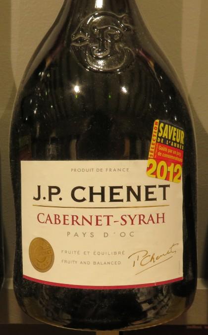 Cabernet-Syrah Pays d'Oc - ( Vin Rouge ) - 239 239_ca10