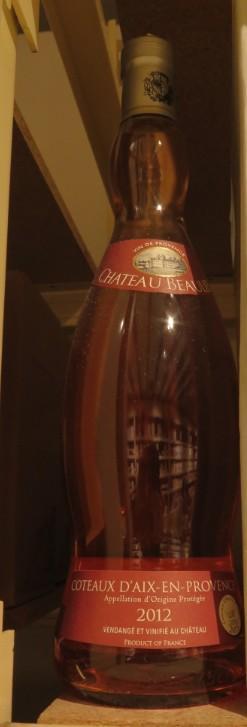 Côteaux d'Aix en Provence - ( Vin Rosé ) - 240 240_bi10
