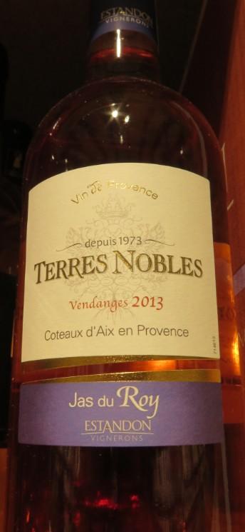 Côteaux d'Aix en Provence - ( Vin Rosé ) - 240 240_bi13