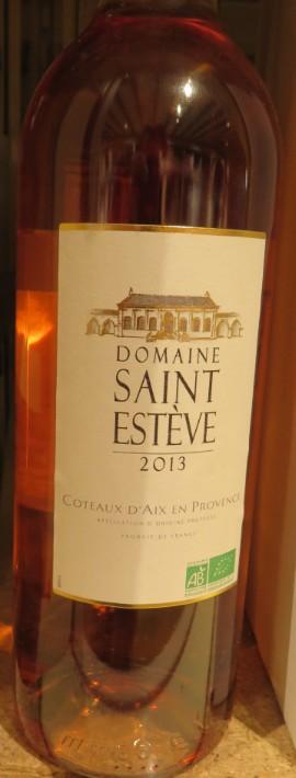 Côteaux d'Aix en Provence - ( Vin Rosé ) - 240 240bis10