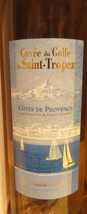 Côteaux de Provence - ( Vin Rosé ) - 245 245_bi12
