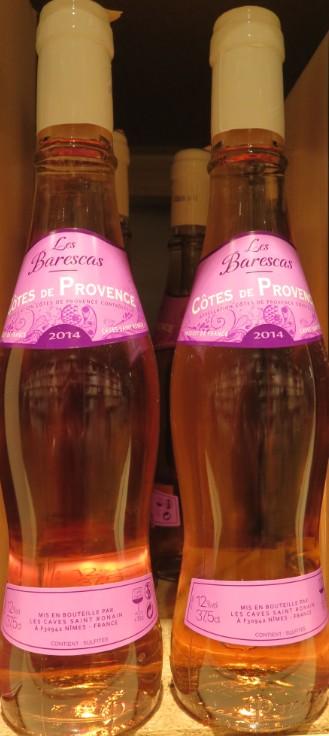 Côteaux de Provence - ( Vin Rosé ) - 245 245_bi15