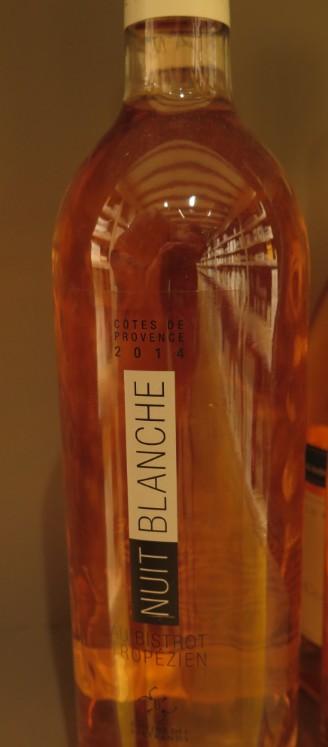Côteaux de Provence - ( Vin Rosé ) - 245 245_cy10
