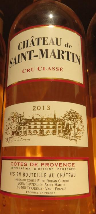 Côteaux de Provence - ( Vin Rosé ) - 245 245_cy11