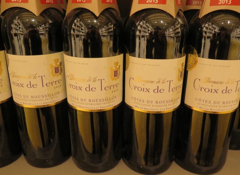 Côtes du Roussillon - ( Vin rouge ) - 246  246_cy10