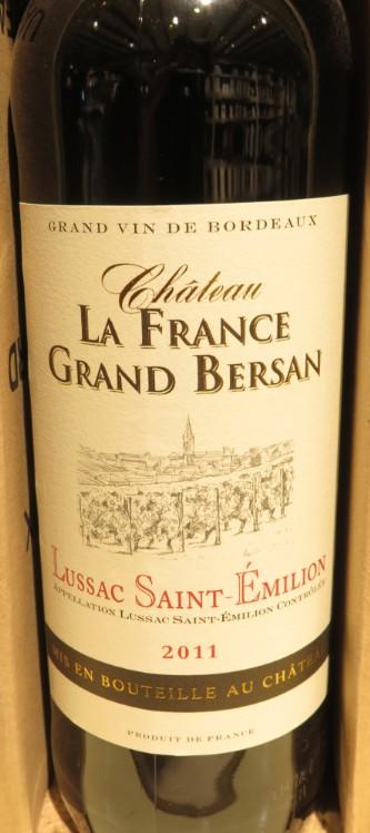 Lussac-Saint-Émilion ( Vin Rouge ) - 251  251_lu10