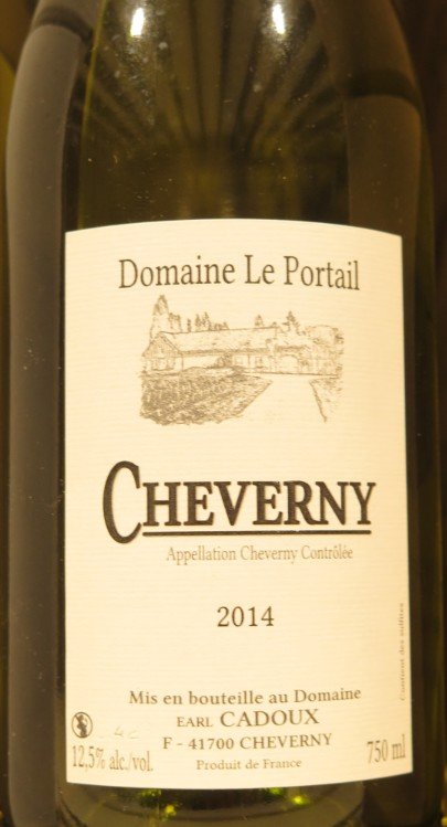 Cheverny  - ( Vin Blanc ) - 257  257_ch10