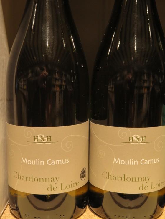 Chardonnay - Vin de Pays du Val de Loire - ( Vin Blanc ) - 259  259_bi10