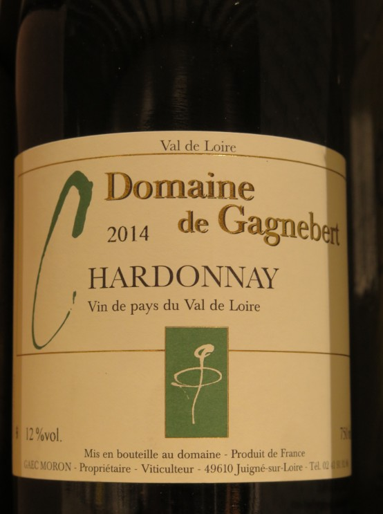Chardonnay - Vin de Pays du Val de Loire - ( Vin Blanc ) - 259  259_vi10