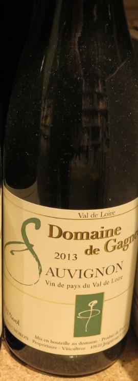 Sauvignon - Vin de Pays du Val de Loire - ( Vin Blanc ) - 260 260_bi10