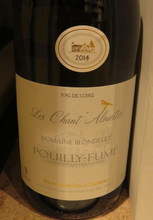 Pouilly-Fumé - ( Vin Blanc ) - 262  262_po10